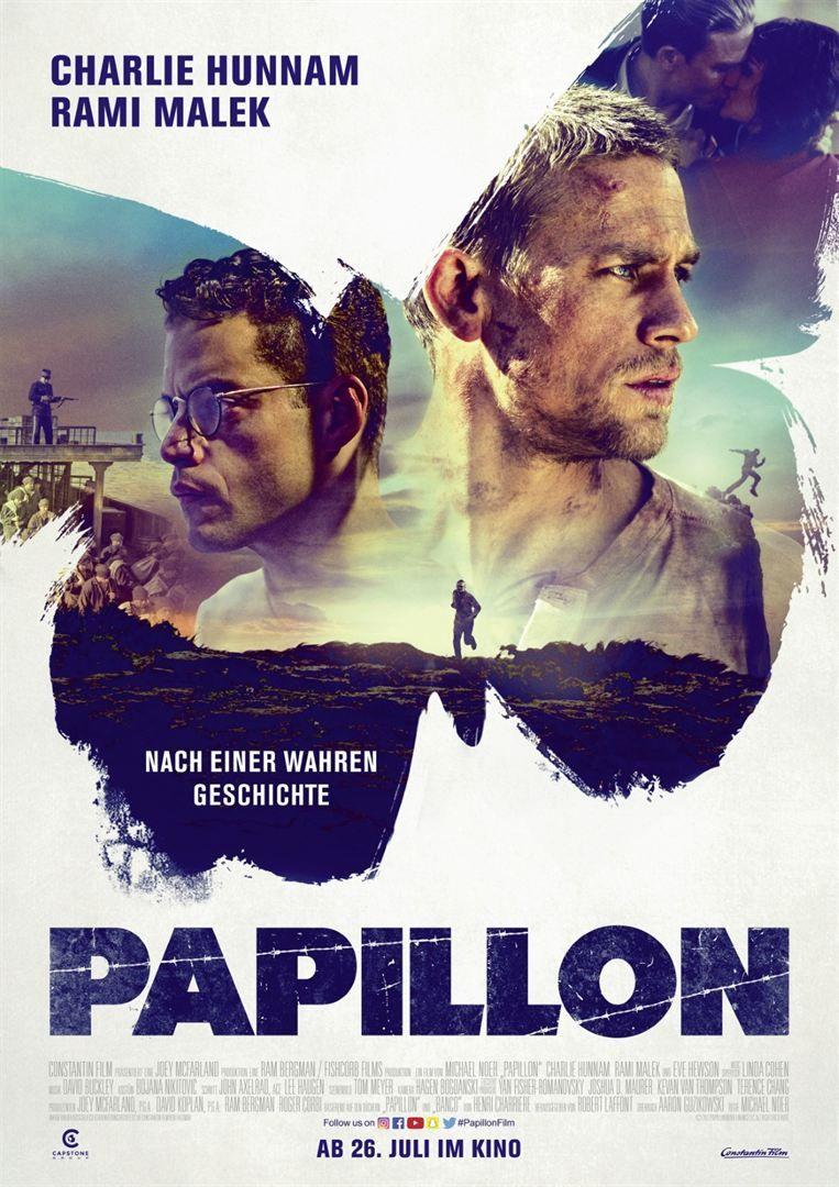 Papillon 2018 Charlie Hunnam Filme Kostenlos Online Ganze Filme