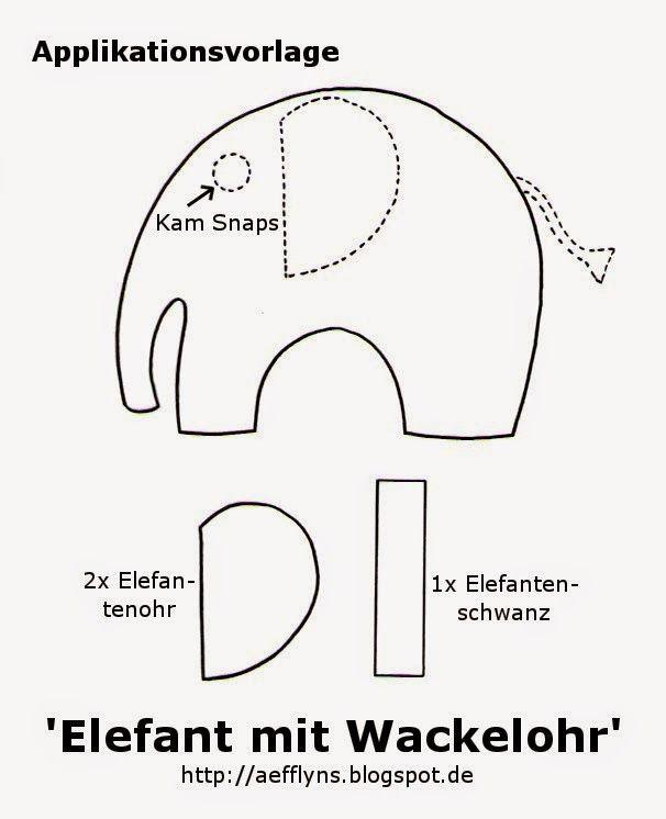 Pin von 7mo 0 auf baby   Pinterest   Applikationen, Elefanten ...
