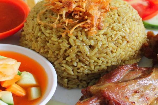 Resep Betawi Cara Membuat Nasi Kebuli Asli Resep Masakan Resep Masakan Indonesia Masakan