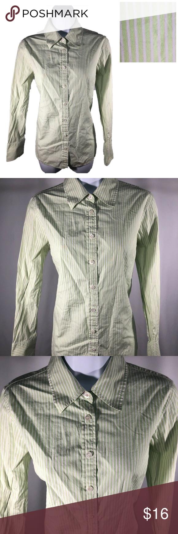 Old Navy button down plaid shirt slim fit large   Plaid