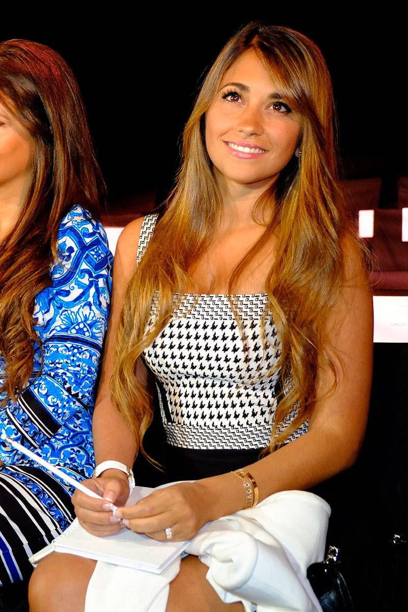 The Hottest Fifa World Cup Wags Messi Girlfriend Antonella Roccuzzo Football Wags
