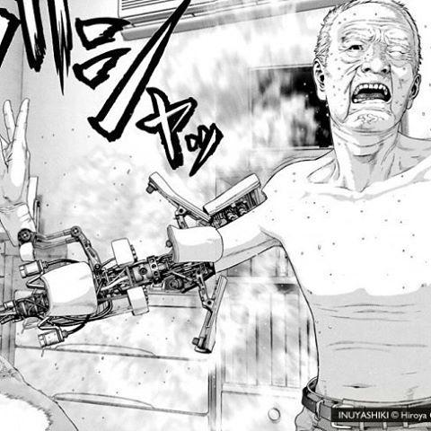 34 Me Gusta 3 Comentarios Tomos Y Grapas Tomosygrapas En Instagram Tambien Las Mejores Novedades Como Last Hero Inuyashiki El Abuel Manga Manhwa Anime