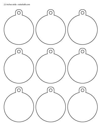 13 Free Printable Christmas Ornament Templates Christmas Ornament Template Printable Christmas Ornaments Ornament Template
