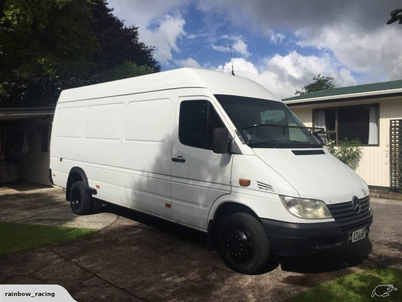 Mercedes Benz Sprinter 413 Cdi 2002 Trade Me Benz Sprinter