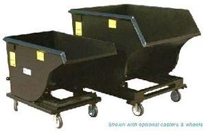 Fork Truck Hoppers Material Handling Equipment Product