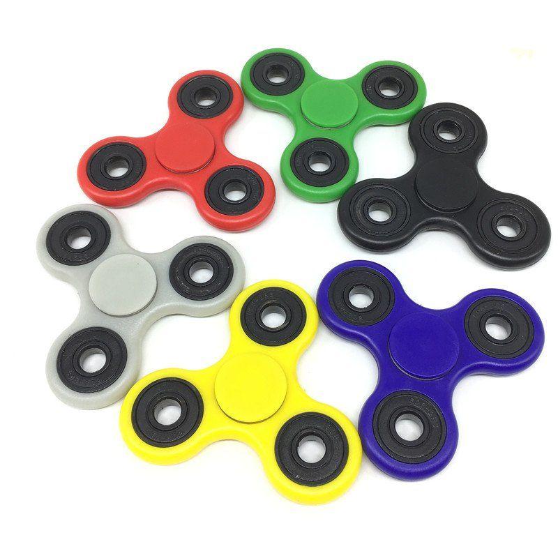 Tri Fidget Focus Tool USA SELLER SAME DAY SHIPPING BRAND NEW Fidget Spinner