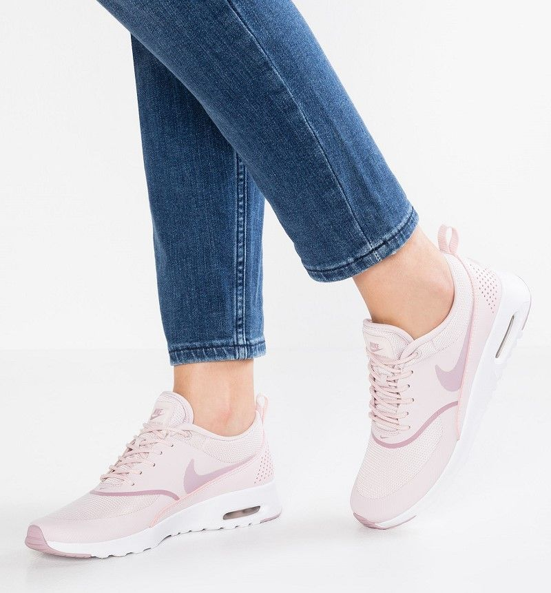 Nike Sportswear AIR MAX THEA Baskets basses barely rose