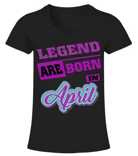 legen born in April