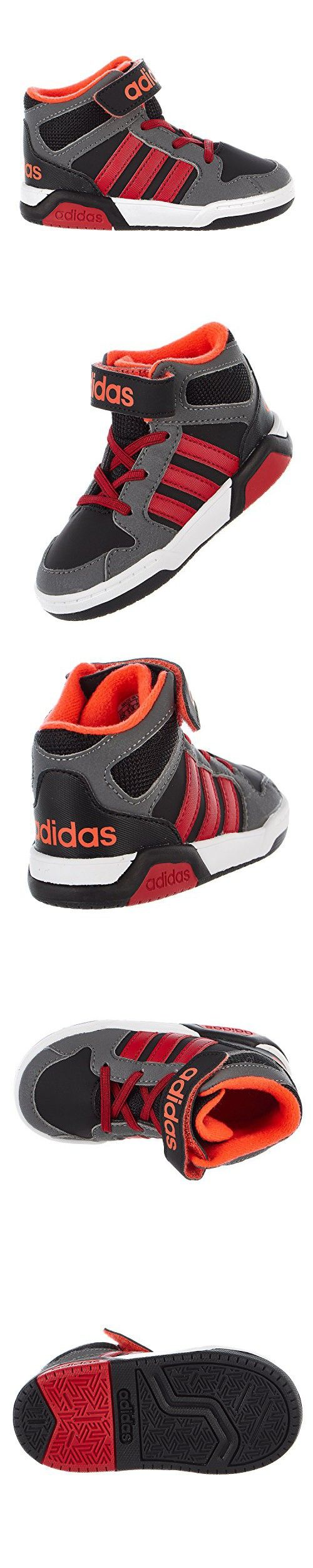 31ce6ebe5be Adidas NEO Boys  BB9TIS Mid Inf Sneaker