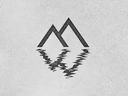 Photo of Mountain logos, ocean and ocean tattoos on Pinterest, #on #Mountain logos #inspirational …