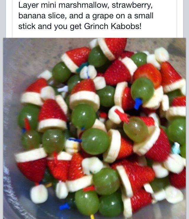 Christmas snack idea! http://pinterest.com/pin/22377329372508568/