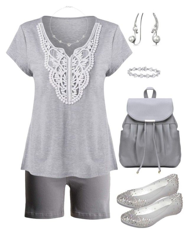 """""""Untitled #209"""" by gdhlady on Polyvore featuring Black Diamond, Bling Jewelry, Ippolita and Melissa"""