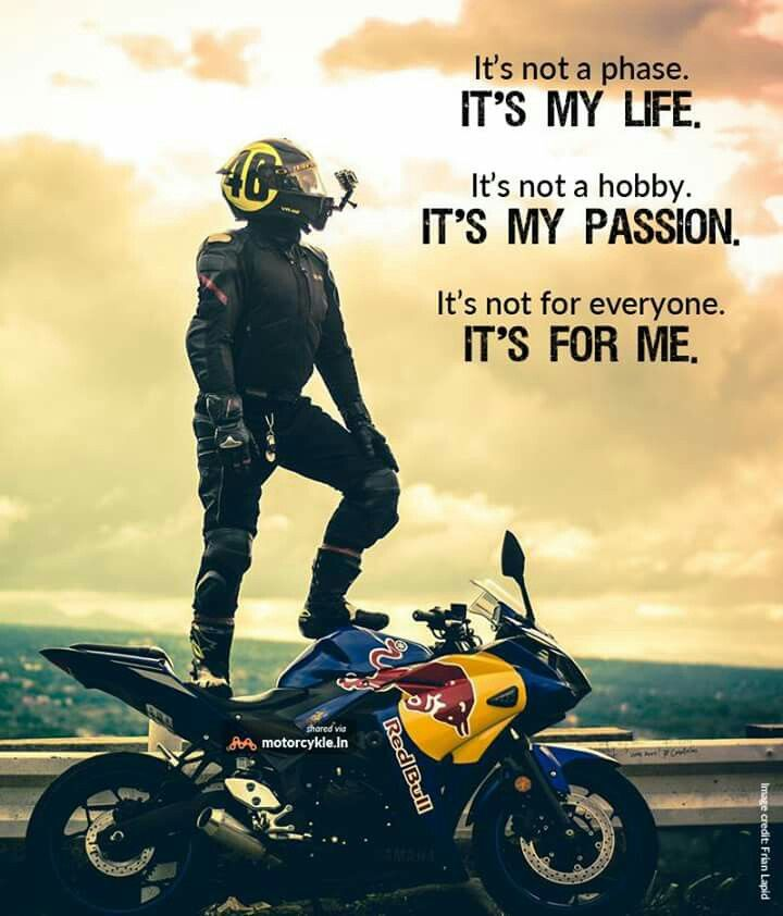 Well Said Bike Quotes Rider Quotes Motorbike Quote