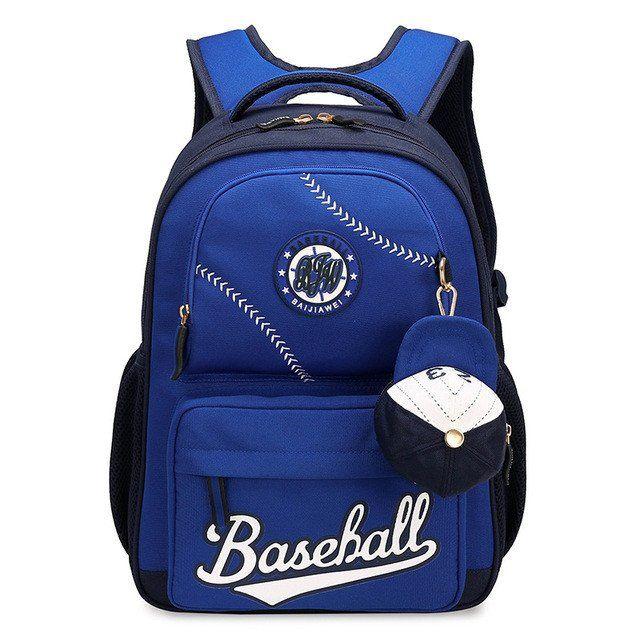 41e6a347cc Children Waterproof Backpack Elementary School Bag For Boys Girls ...