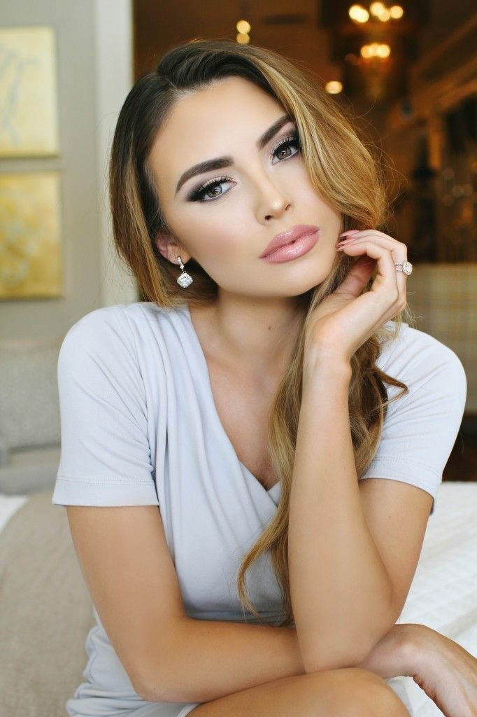 Gorgeous Easy Makeup Tutorials For Brown Eyes: {kissable Complexions} Gorgeous And Easy Eye Shadow And