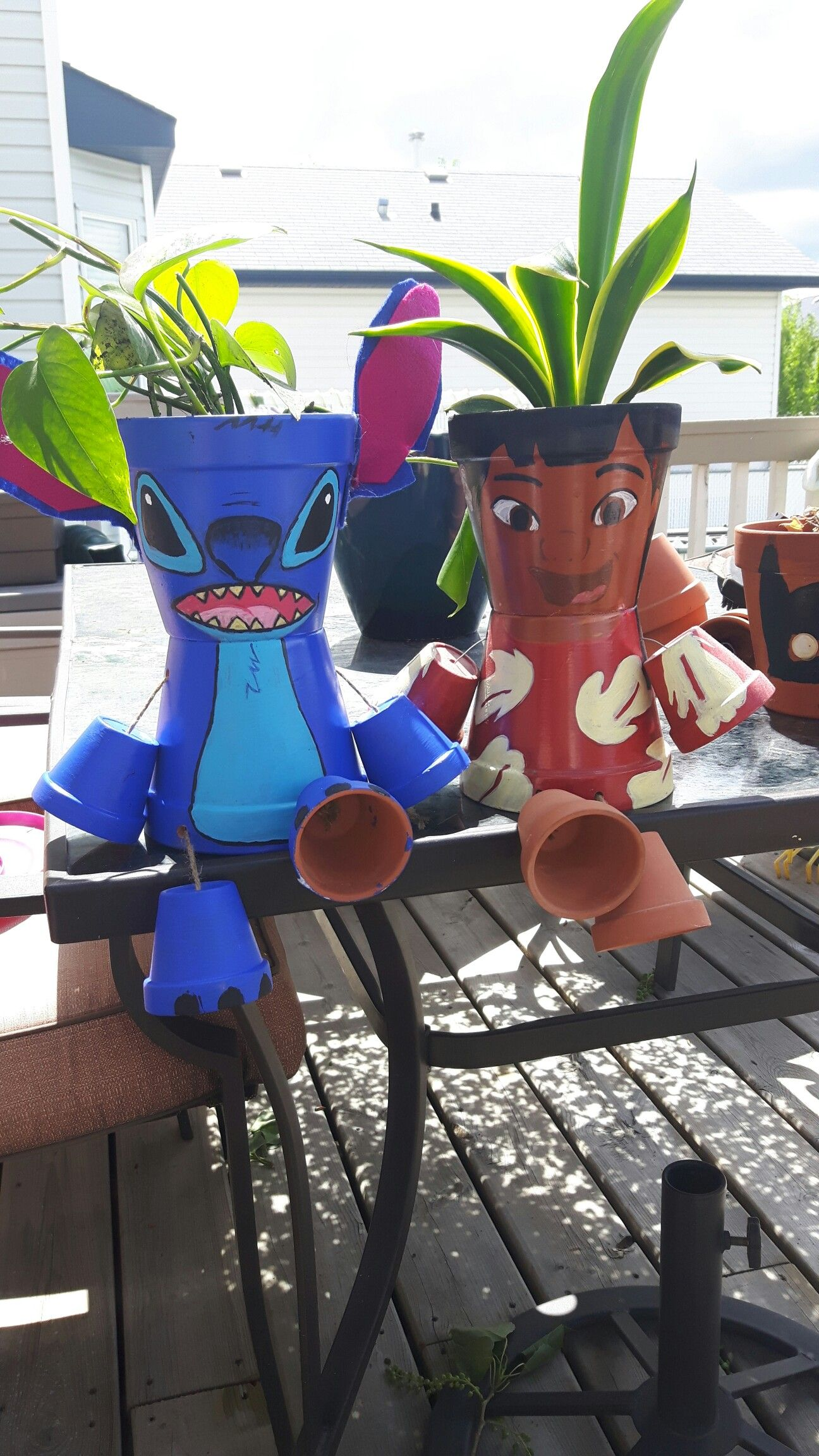 I Made A Stitch To Go With My Daughters Lilo