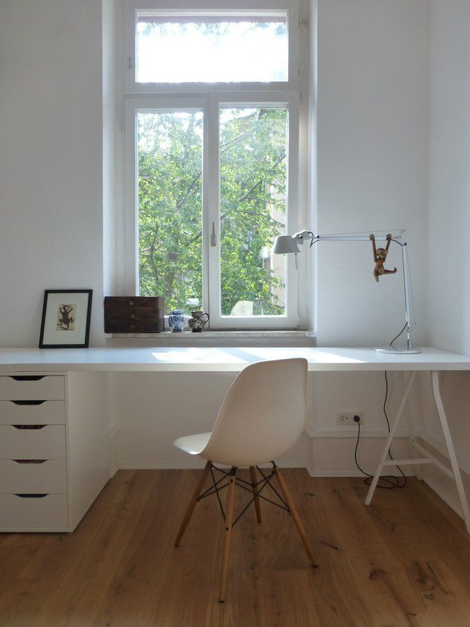 thonet wettbewerb ii in 2019 eames chair pinterest schreibtisch arbeitszimmer and. Black Bedroom Furniture Sets. Home Design Ideas