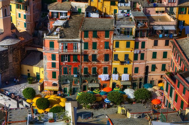 sigh, stayed in the red building in 2000, vernazza, cinque terre, italy