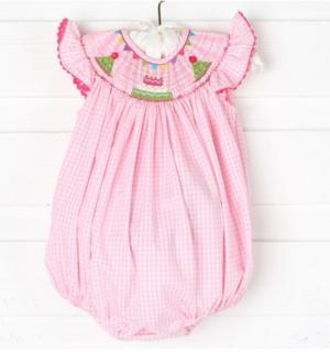 cdf1e3e8d smocked auctions , smocked birthday dress; $37.99 | Minis | Birthday ...