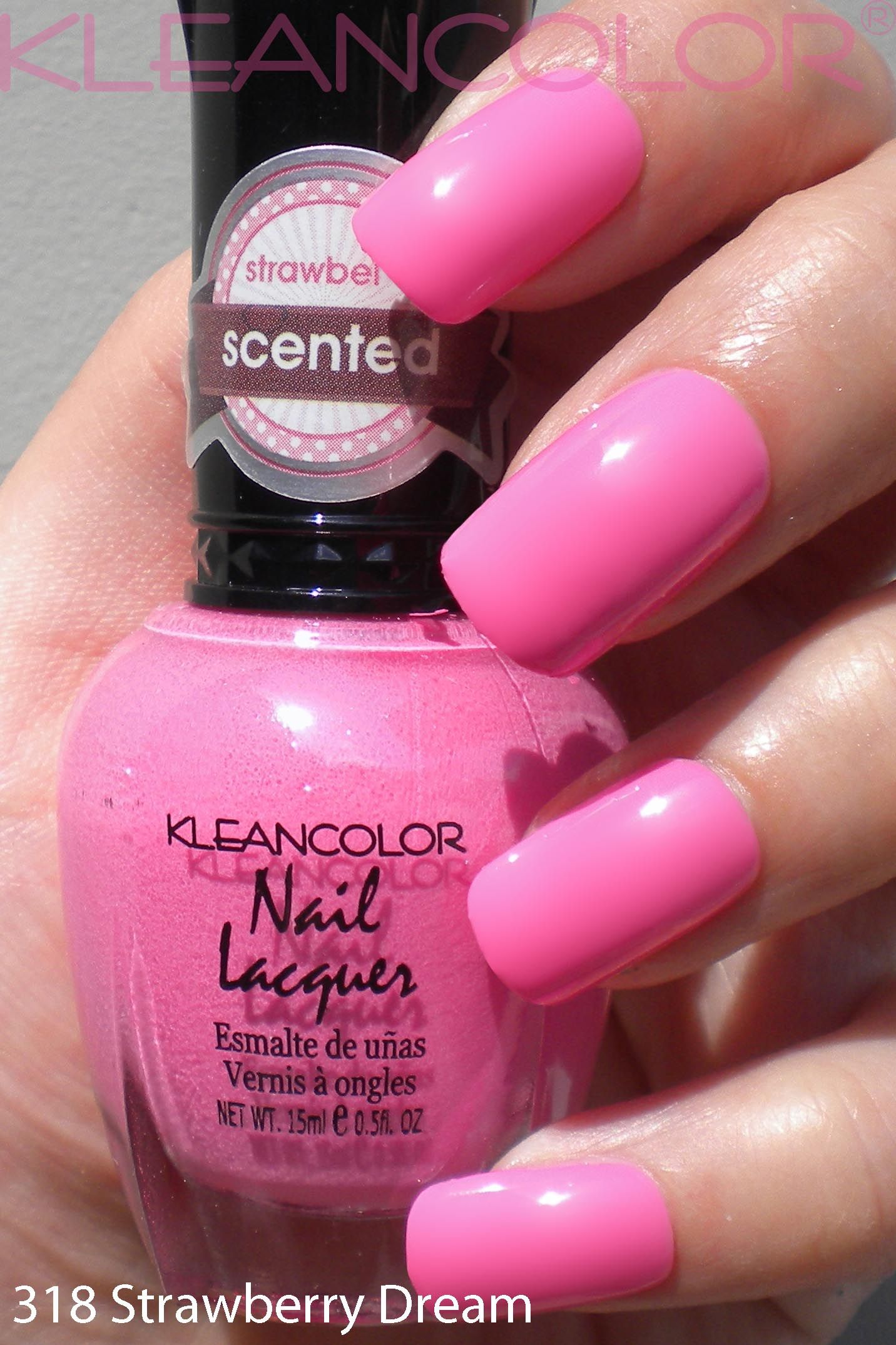 318 Strawberry Dream #scentedpolish #fragrancepolish | Scented Nail ...