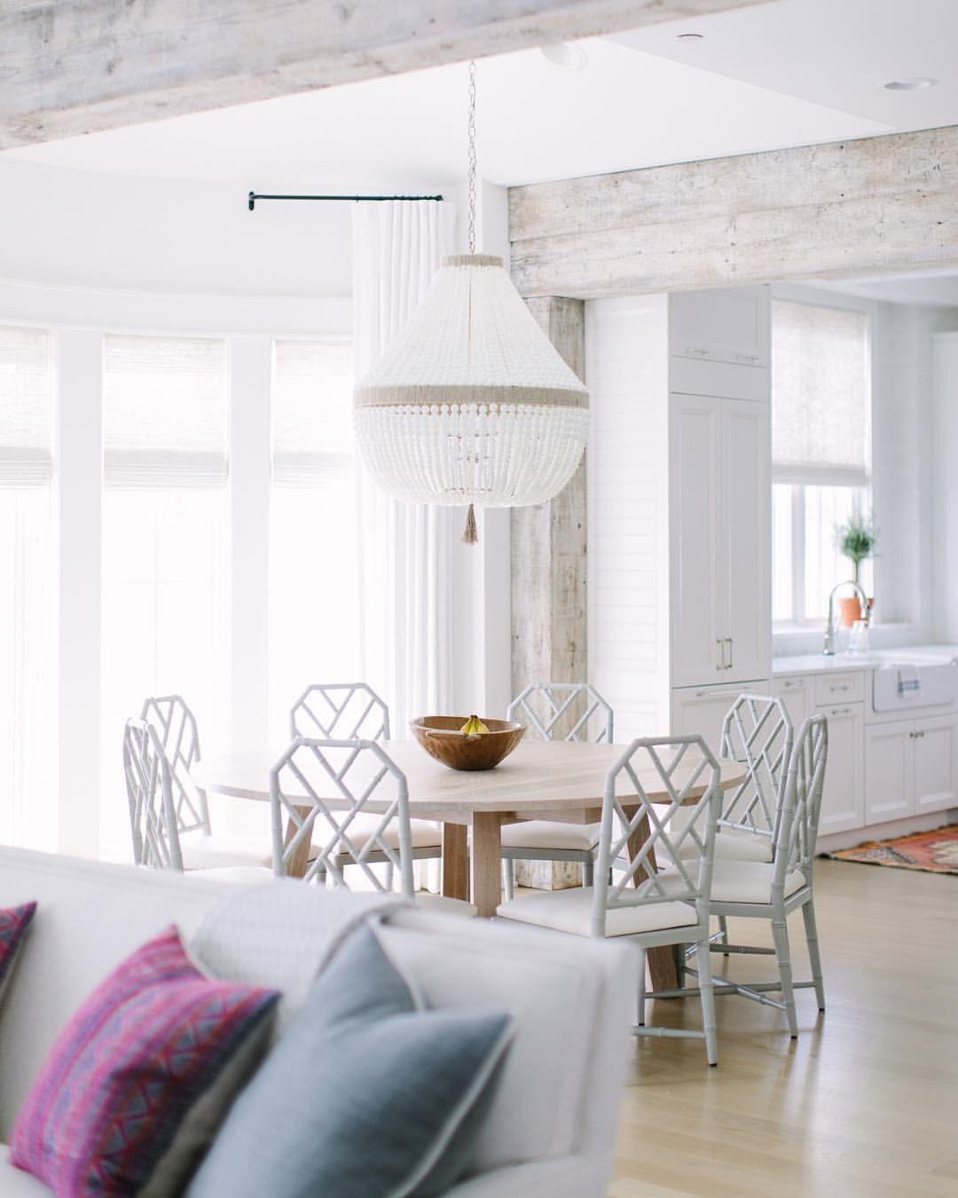 Nook Dining Room Ideas: Modern Farmhouse Interiors