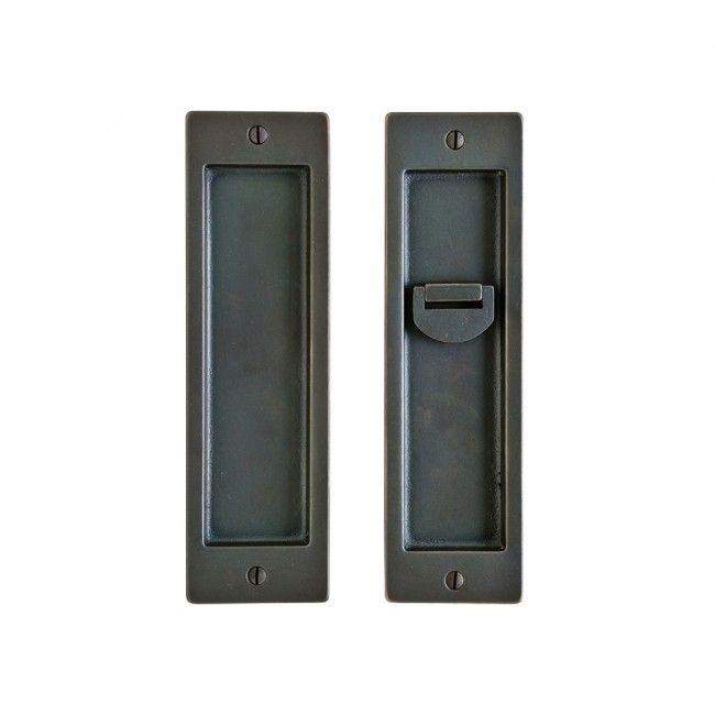 Sliding Door Lock Patio Function Rocky Mountain Hardware 501 00 Eeks Sliding Patio Doors Sliding Doors Pocket Door Hardware