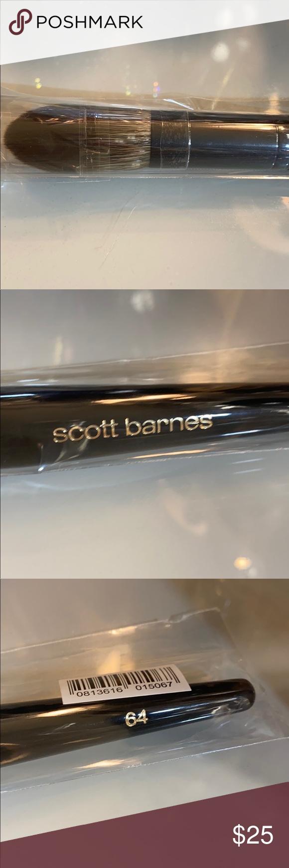 Scott Barnes Highlighter Brush 64 Highlighter brush
