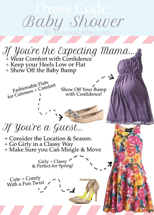 What To Wear To A Spring Baby Shower! {Another One To Check Out On