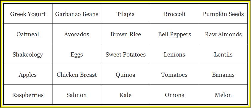 Focus t25 meal plan download bing images | focus t25 meal plan.