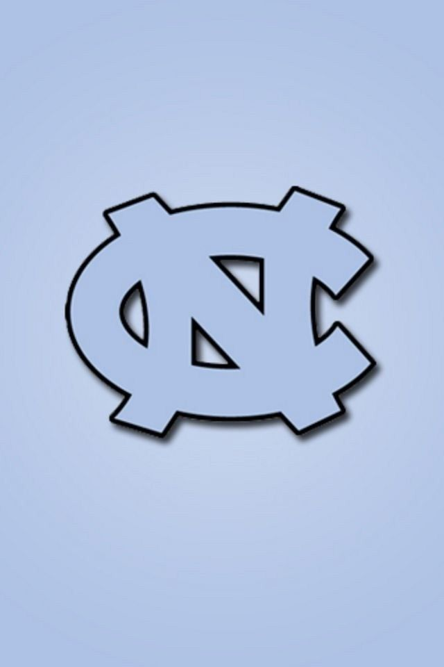 North Carolina Tar Heels Tarheels Basketball Iphone Wallpaper Tar Heels