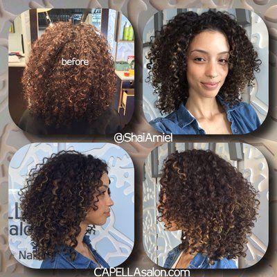 Deva Cut For Curly Hair Buscar Con Google Hair Pinterest