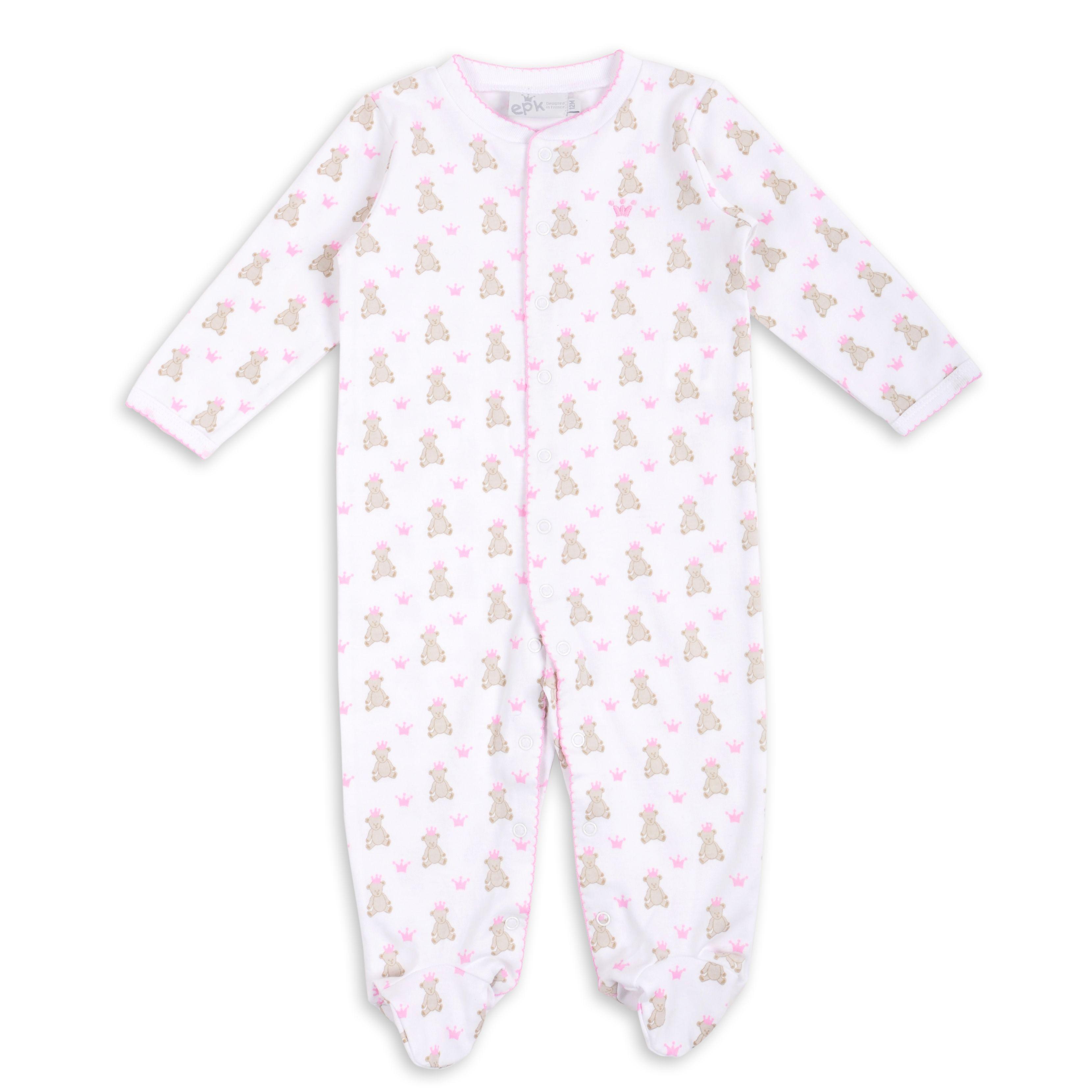ecc842df3 Pijama EPK para bebé niña
