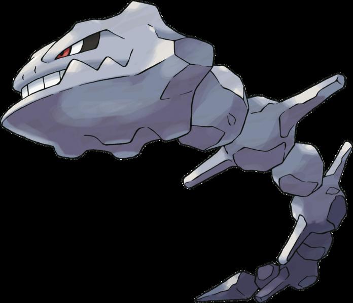 Steelix Alle Pokemon Pokemon Team Pokemon Zeichnen