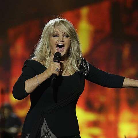Bonnie Tyler - 19ème place de l'Eurovision en 2013 (Royaume-Uni) - Alastair Grant/AP/SIPA