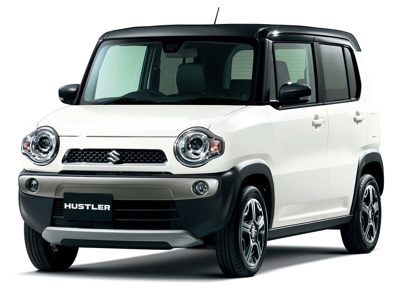 Suzuki hustler has evoked mixed reactions suzuki hustler the new mini car is named after an adult magazine suzuki s weird mini car name is not the first