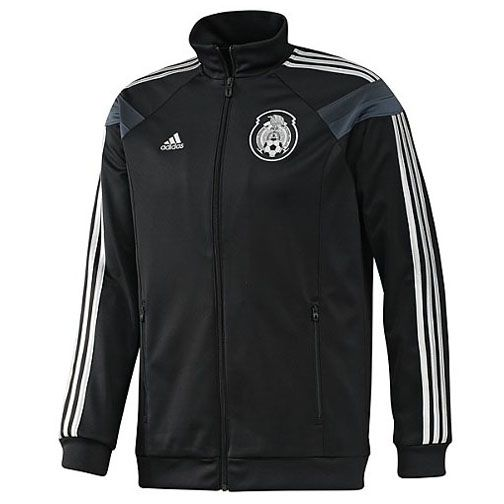 Adidas Mexico Presentation Soccer Training Jacket: http