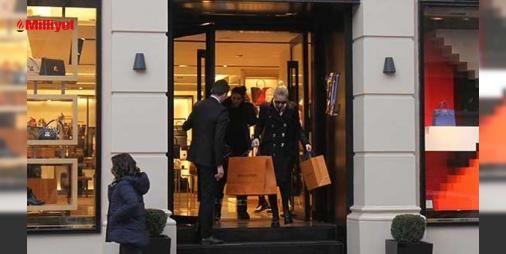 2 saatte 40 bin TL harcadı: Dünyaca ünlü bir mağazaya giren ve burada iki saat kalan Coşkun 40 bin TL harcadı. Coşkun, arkadaşı Hande Yener'e doğum gününde 30 bin dolara yüzük almıştı.  ...