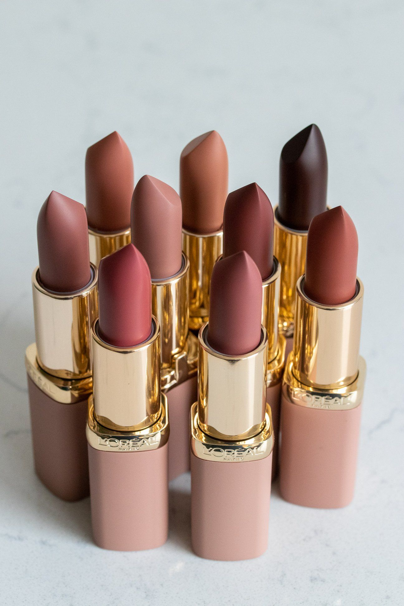 Photo of L'Oreal Paris Color Riche Ultra Matte Free The Nudes Lipstick