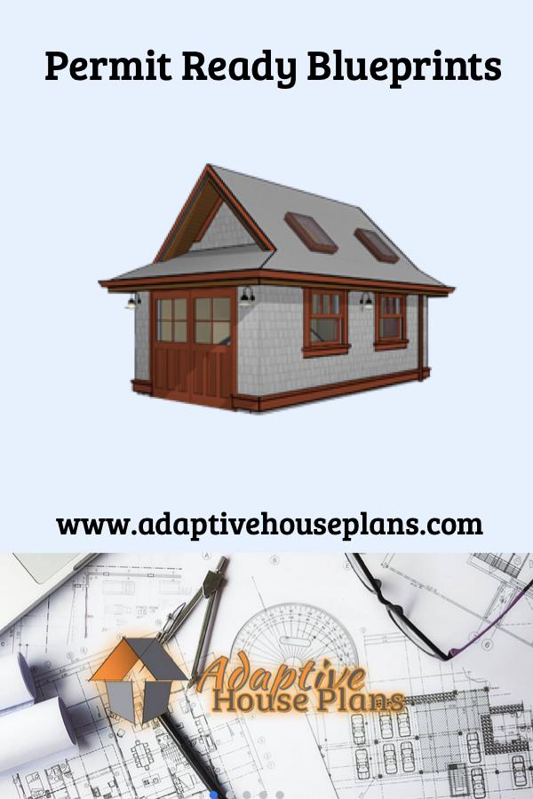 Detached Garage Plans Blueprints Accu Rated Blueprints House In 2020 Garage Plans Detached Garage Plans House Plans