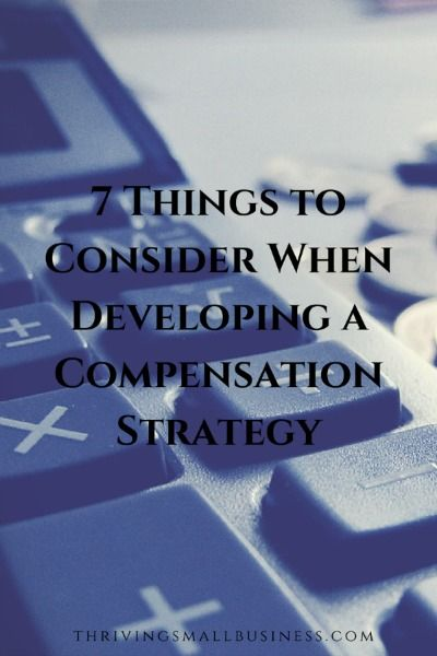 A Compensation Strategy Defines How An Organization Views And