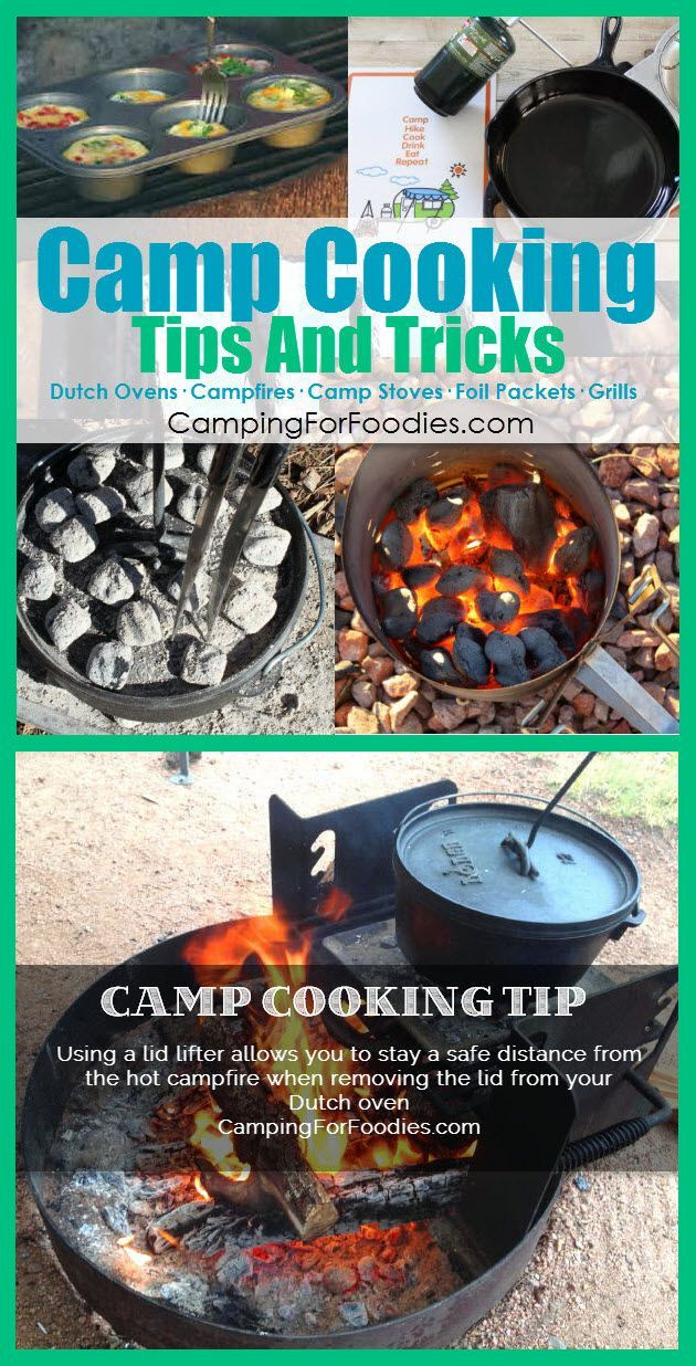 Photo of Camp Cooking Tips And Tricks