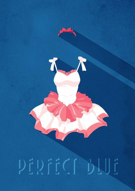 Posterilustre Blue Anime Anime Wall Art Anime Wallpaper