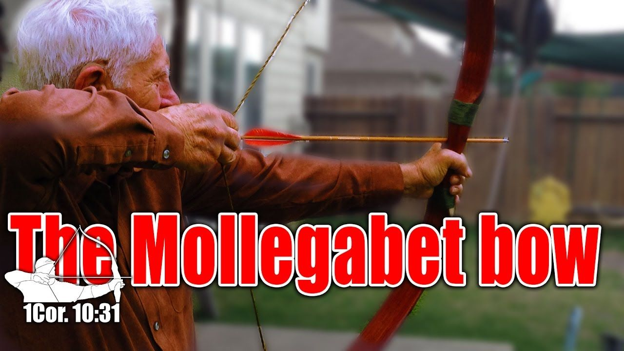 The Mollegabet bow - how I made my own board bow. #archerytips #Tradlife