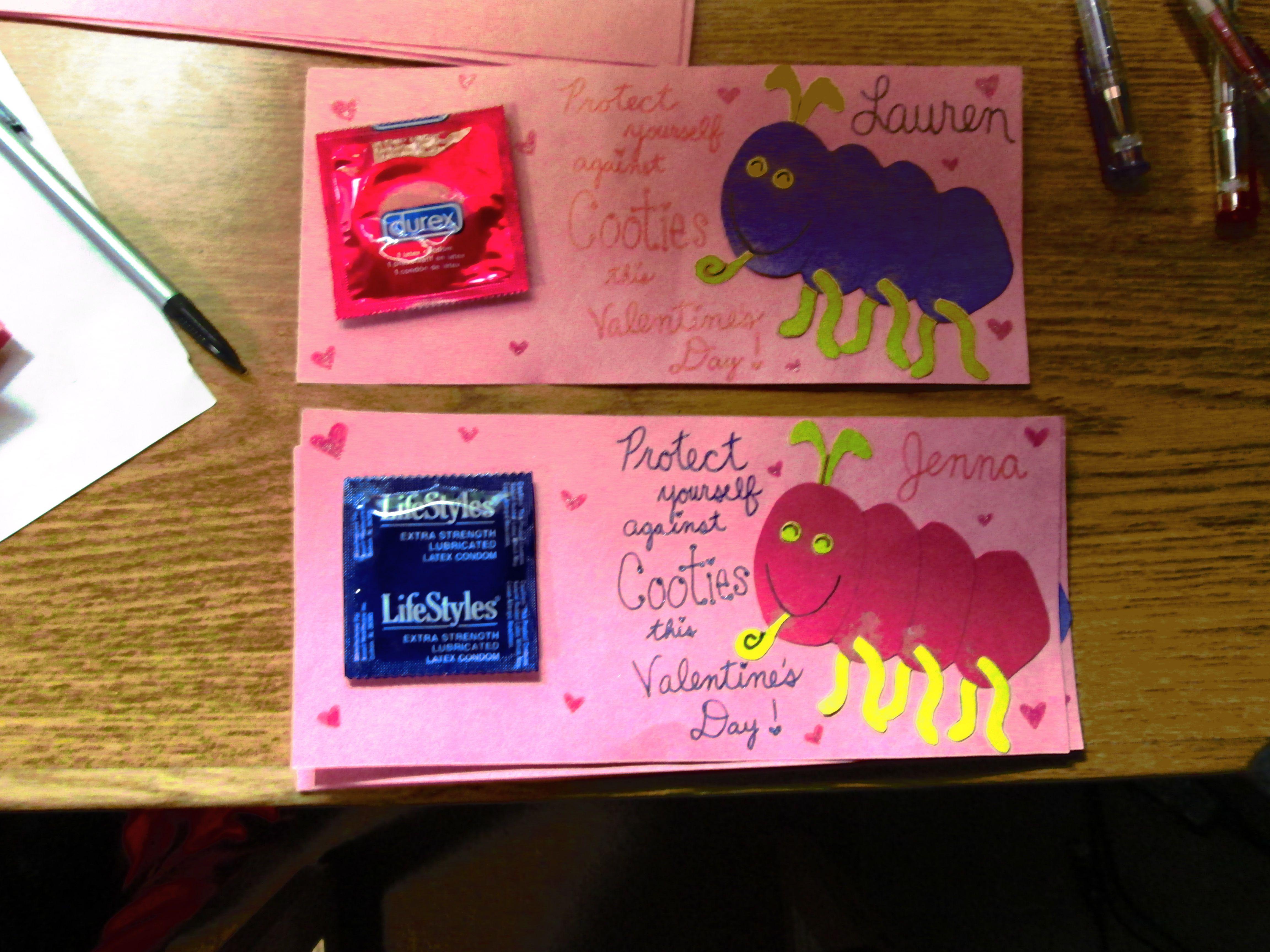 Cootie ValentineS Day Door Decs Reslife Resident Halls Ra