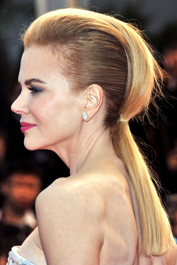 23 Cute Ponytail Hairstyles - Best Celebrity Ponytails of ...