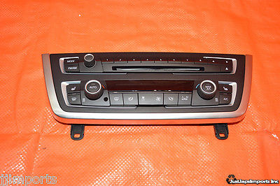 cool 12 13 BMW 328I OEM AC HEATER CLIMATE AUDIO CONTROLS 335I F30 F31 - For Sale
