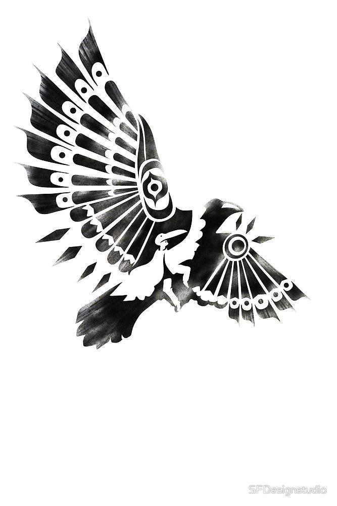 haida raven tattoo - Google 検索