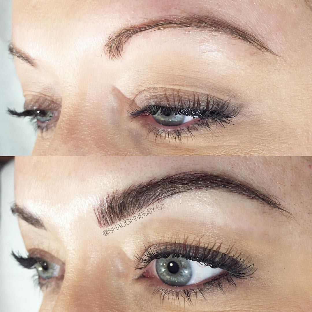 nice thick eyebrow shapes