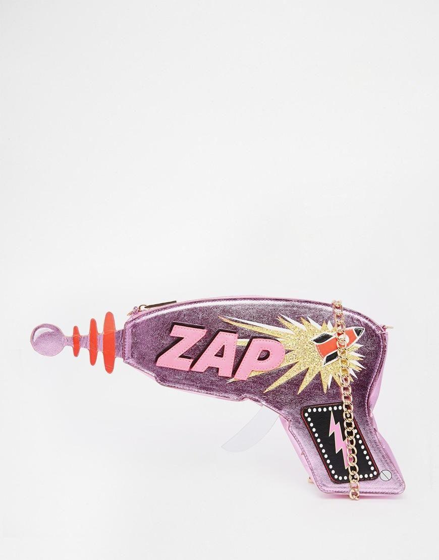 Skinny Dip | Bandolera pop art Zap de Skinnydip en ASOS