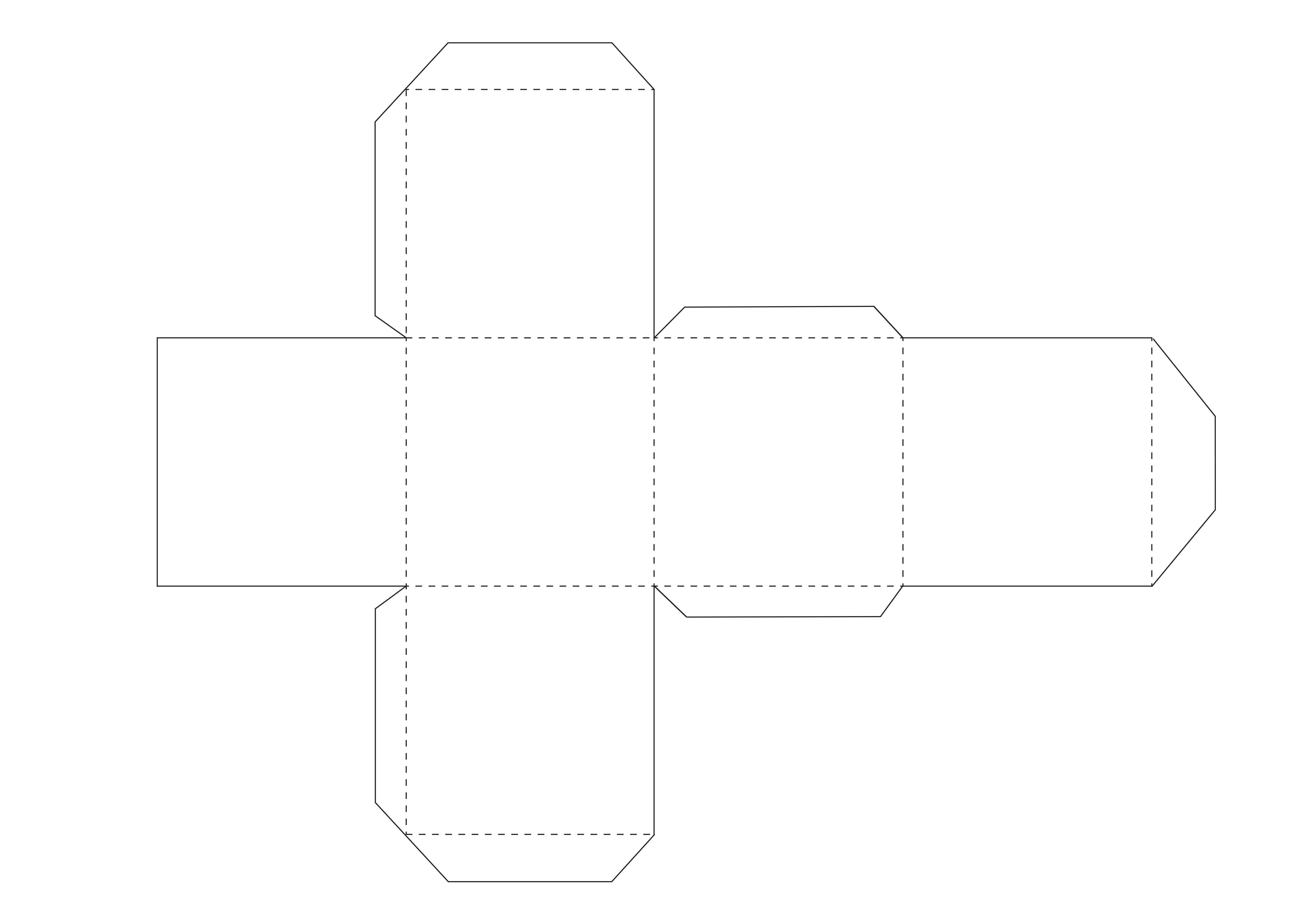 It's just a graphic of Hilaire Square Box Template Printable